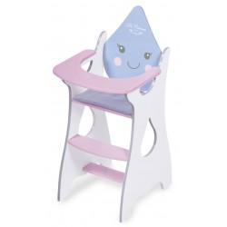 Chaise Haute pour Poupées en Bois Martín DeCuevas Toys 55429