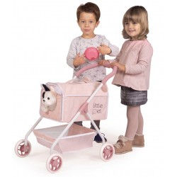 Poussette pour Poupées Ma Première Poussette Petits Animaux Little Pet DeCuevas Toys 86139 | DeCuevas Toys