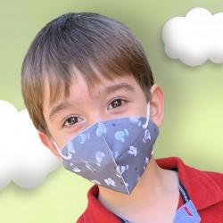 Masque hygiénique réutilisable Enfants Sky | DeCuevas Toys