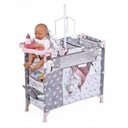 Armoire Table à Langer de Poupées Pliable Sky DeCuevas Toys 53035