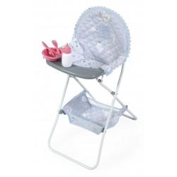 Chaise Haute Pliante de Poupée Martín DeCuevas Toys 53229