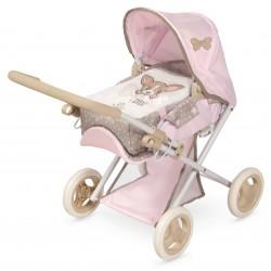 Chariot et Chaise de Poupée 3x1 Pliant Didí DeCuevas Toys 85143