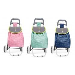 Chariot de Course Pour Enfants Pliant Surt. DeCuevas Toys 52089