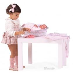 Combi avec des Accessoires pour Poupées 4 en 1 Magic María DeCuevas Toys 53534 | DeCuevas Toys